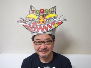 「三鷹まるごと絵本市」絵本作家・広瀬克也さんのワークショップ