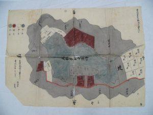 季別展示「江戸時代の薬師池」