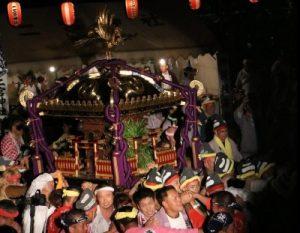 二宮神社秋季例大祭(生姜まつり)