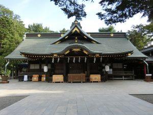 大國魂神社秋季祭「くり祭り」