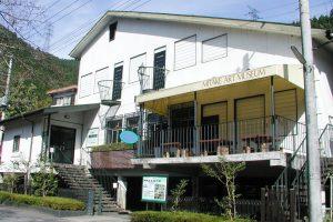 御岳渓谷の美術館3館と酒蔵巡り