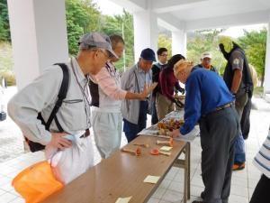 川上郷自然の村 きのこ狩りツアー