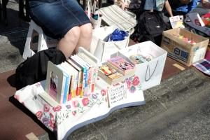 文学フリーマーケット町田