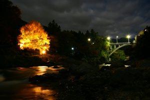 みたけ渓谷秋色まつり