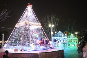 Akiruno Winter Festival 2019(イルミネーション)