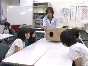 こども科学実験教室「アニメムービー」