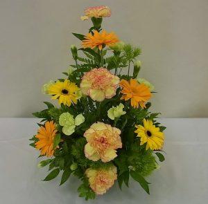 松竹梅の花あそび教室