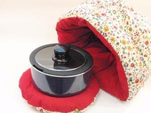 鍋帽子作り