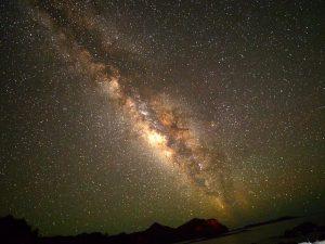 スターウオッチング冬の星座と月と金星を見よう