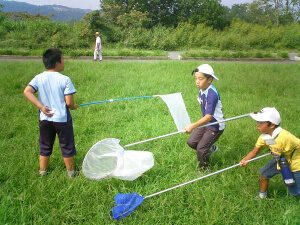 福生水辺の楽校・多摩川で遊ぼう
