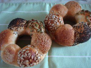 日野産農産物を使った手作りパン教室