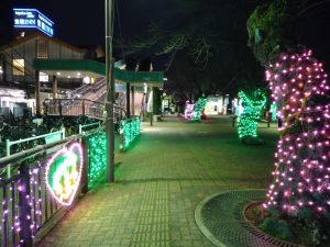 Akiruno Winter Festival 2020(イルミネーション)
