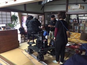 撮影体験ワークショップ「ボクらのたづくりスタジオ」