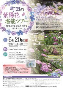 町田の紫陽花堪能ツアー